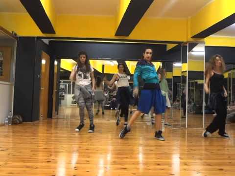 RICO LOVE - THEY DONT KNOW (COVER) - Choreography by Fani Foka