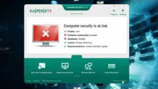 Kaspersky Antivirus 2012 All Version Lifetime Activation