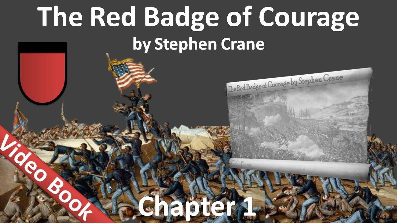 a review of stephen cranes the red badge of courage The red badge of courage is the story of henry fleming, a teenager who enlists with the union army in the hopes of fulfilling his dreams of glory.