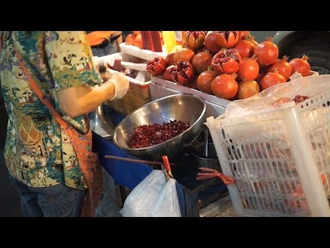 Chinatown Bangkok Street Food - Fresh Vitamins