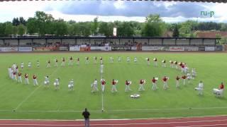 Fanfaronade 2014 (26) Show: Fanfarenzug Potsdam