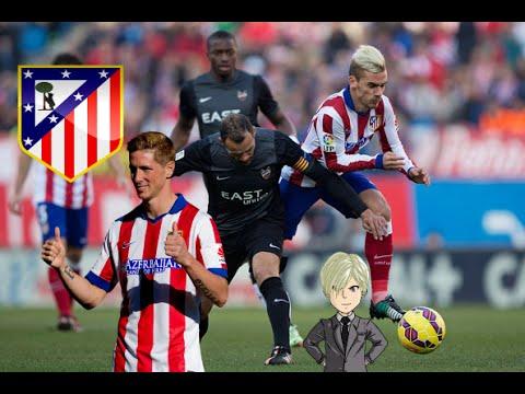 HD FIFA 15 - Modalità Allenatore - Atletico Madrid #40 - Giovani Fenomeni