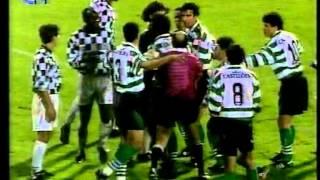 22J :: Boavista - 1 x Sporting - 1 de 1994/1995