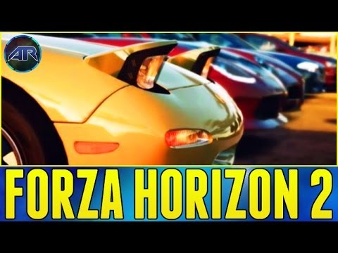 Forza horizon 2 predictions quot car list weather system cops