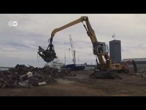 Costa Concordia heads for scrapheap | Business Brief