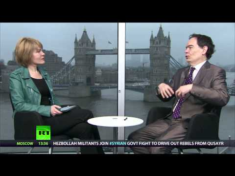 Keiser Report: Down is New Up, Up is New Down (E447)