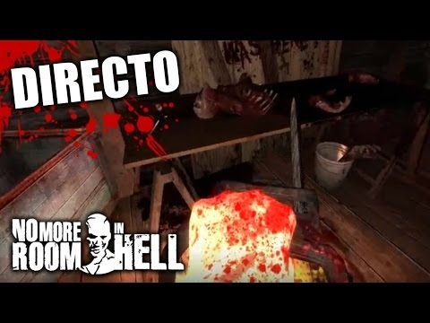 DIRECTO No More Room In Hell - El Apocalipsis en Directo