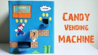 how to make vending machine