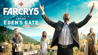 Far Cry 5 - Inside Eden's Gate Élőszereplős Rövidfilm