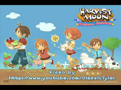 Harvest Moon: Animal Parade 04- Summer