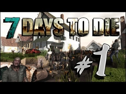 7 Days To Die - Бочка 1
