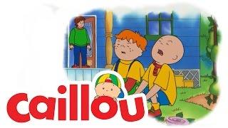 Caillou Three's A Crowd (S02E14)