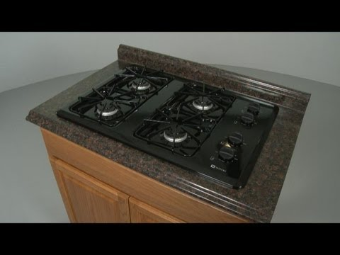 Stove Countertop Replacement : Maytag Gas CookTop Disassembly ? Cooktop Repair Help - YouTube
