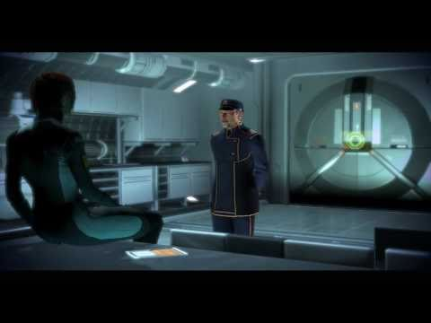 Mass Effect 2 - Arrival DLC Ending [HD]