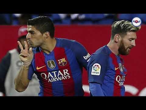 قرار لمدرب برشلونة يثير غضب ميسي وسواريز