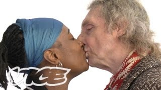 Vice Got 20 Strangers Who Definately Aren't Models to Kiss Each Other