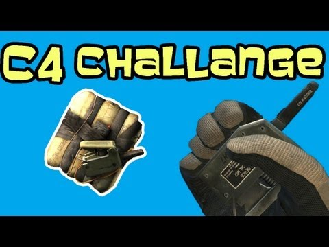 "C4 and Knife ONLY Challenge - ""Black Ops 2"" FFA Multiplayer Gameplay"