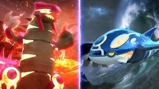 GAMEPLAY TRAILER AND SCREENSHOTS! Pokemon Omega Ruby