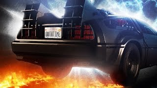 New Back To The Future Movie Trailer (2015) Fast To The