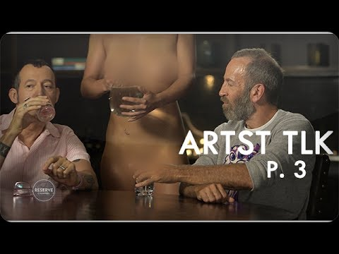 Conscious Consumerism and Heavy Luxury | Ep. 10 Part 3/4 ARTST TLK | Reserve Channel