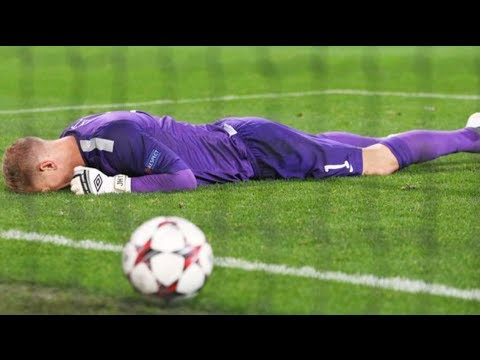 Joe Hart Mistakes & Blunders 2013