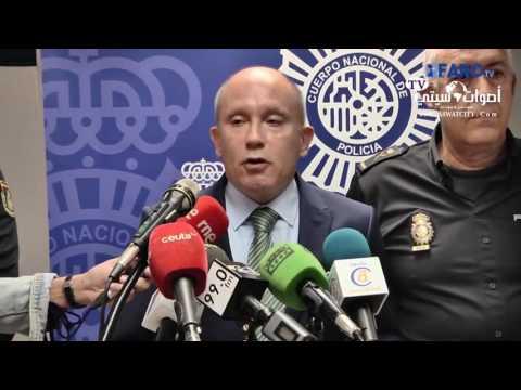 فيديو… تصفية شاب مغربي بسبتة رميا بالرصاص