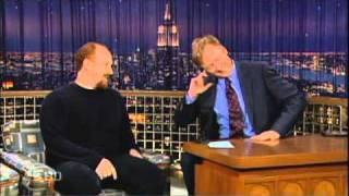 Conan: Louis CK, Opiate Suppositories