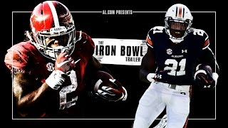 Alabama vs. Auburn: The Iron Bowl