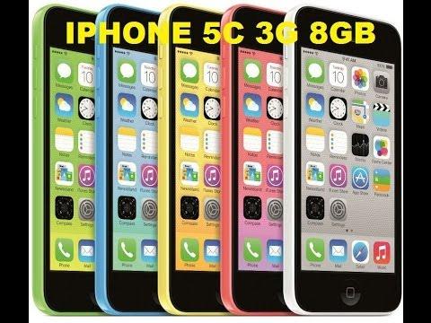 Посылка из Китая №33 с Aliexpress.com - IPHONE 5C 3G 8GB - отличная копия!