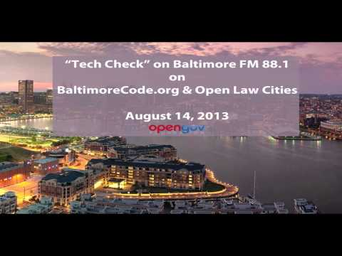 Hackers Attack Baltimore City Law...And Win - WYPR Baltimore 88.1