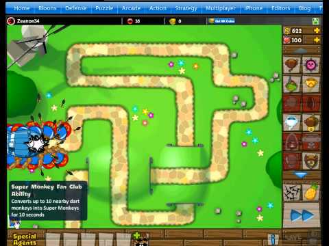 Bloons Tower Defense 5 Hacked Unblocked - makecommon