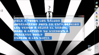 SERIAL PARA WINDOWS 8 PREVIEW GRATIS FUNCIONANDO