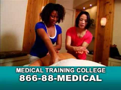 Medical Training College Massage Therapy Program