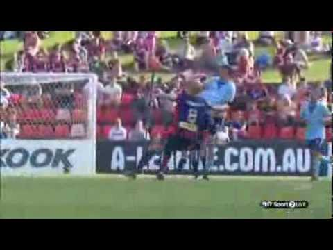 Gol e assist per Del Piero \\ Newcastle Jets 0 - 2 Sydney FC