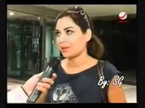 Cyrine Abdel Nour - On Rotana News 1