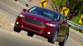 2013 Ford Fusion First Drive & Review videos