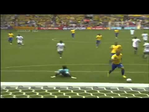 Ronaldo vs Ghana - World Cup 2006