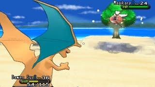 Pokemon X And Y Part 33 Charizard VS Magikarp