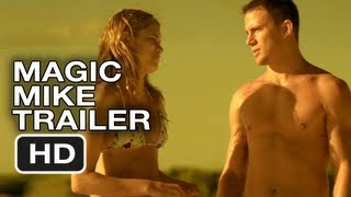 Magic Mike Trailer Channing Tatum Stripper Movie (2012