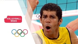 Volleyball Gold Medal Matches From London 2012
