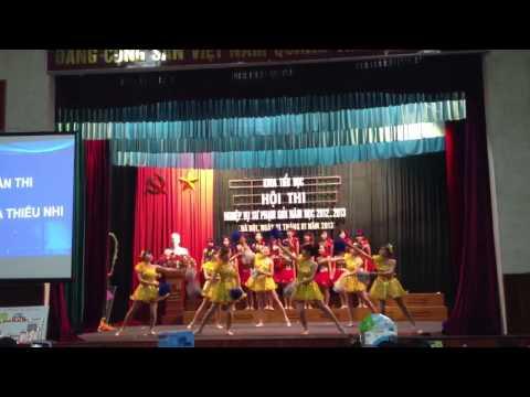 Nghiệp vụ sư phạm 2013 ( hát múa thiếu nhi )