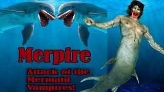 Vampire Mermaids = Merpire!