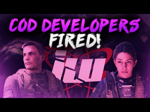 COD 4 Remastered - Infinity Ward Employees Fired due to Infinite Warfare