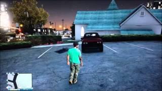 "GTA 5 Online Karin Bee Jay XL Location ""Rare Car"