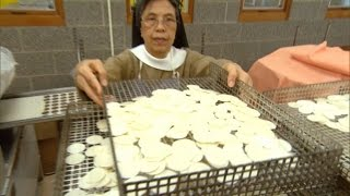 Meet the Nuns Who are Making Communion Wafers for Pope Francis' Visit