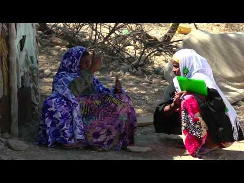 Levantando la voz en contra de la mutilación/ablación genital femenina