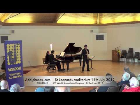 WSCXVI ROMPDUO   Melbourne Sonata by Barry Cockcroft