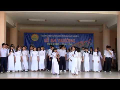 Lễ Ra Trường - Trường THPT Ngô Quyền 2011 - 2014