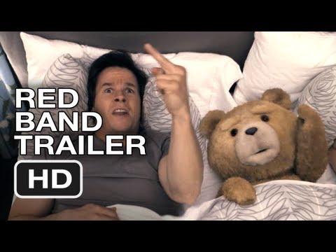 Ted Official Redband Trailer #1 - Mark Wahlberg, Mila Kunis, Seth MacFarlane Movie (2012) HD