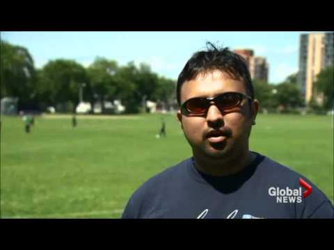 Cricket Cookout - August 17th, 2013 on Global News Halifax